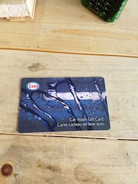 $50 car wash card Sherwood Park, T8A 6L4