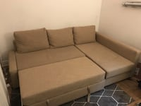 IKEA Friheten Sofa Pull Out Couch New York, 11216