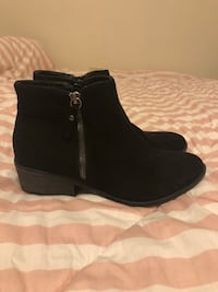 Black ankle boots Muncy, 17756