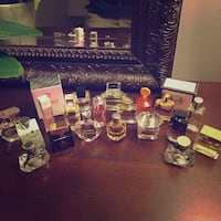 SET OF RARE PERFUME-NEW!! Brampton