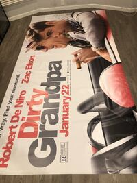 Dirty Grandpa banner Los Angeles, 90046