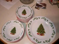 Christmas dishes West Alexandria, 45381