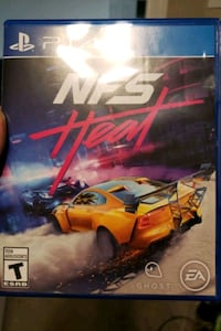 Need for speed heat PS4 Charles Town, 25414