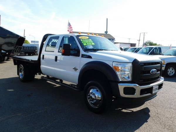 Ford Super Duty F-550 DRW 2016 2