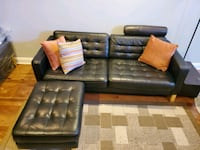 LANDSKRONA IKEA couch and ottoman Baltimore, 21230