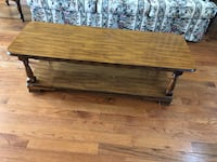 Solid wood - Coffee and end tables Inwood, 25428