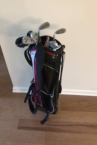 Golf bag and clubs Trussville, 35173