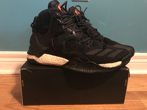 b9c69d43524e Used Adidas D-Rose 7s for sale in Richmond Hill - letgo