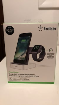 Apple 2 in 1 iPhone & Watch charger Brand New Schaumburg, 60193