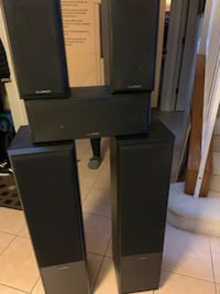 Fluance Home Theater Surround System Calgary