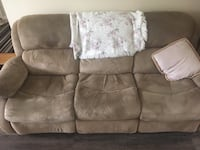 3 piece reclining couch  St Albert, T8N 5V5