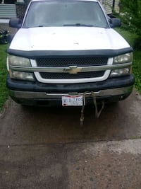 parts truckChevy Z71 4 by 4 Youngstown