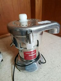 stainless steel and black KitchenAid stand mixer Toronto, M9W 3G2