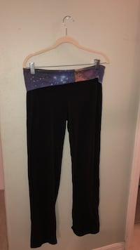 Yoga Pants With Galaxy Waist- Children's Large Rockledge, 32955