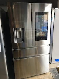 Samsung 4-Door Stainless Steel With Touch Screen ! Santa Ana, 92703