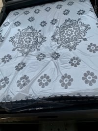 Beautiful New Orthopedic Firm Mattress Set on Sale! Free delivery