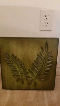 brown wooden framed wall decor Barrie, L4N 7C1