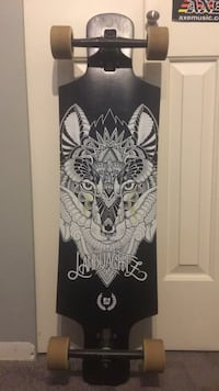 Perfect landyachtz longboard