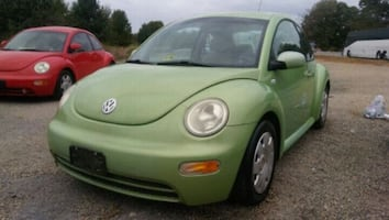 2003 Volkswagen New Beetle Bug~Runs