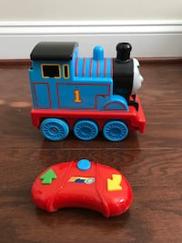 Thomas the Train remote controlled toy