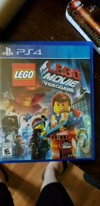 Lego Marvel Super Heroes PS4 game case Kitchener, N2B 1X3