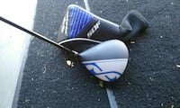 black and white golf driver with case Denver, 80236