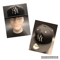 Brand New 59 Fifty New Era MLB Fitted NY Yankees Cap. Available Now  Hanover, 21076