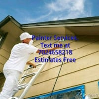 Houses painter.  North Las Vegas