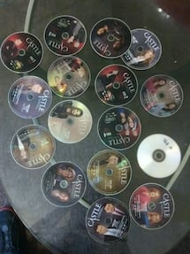 castle Dvds an Ted 2