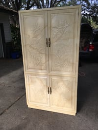 High End 1980's Armoire - MATCHING BED ROOM SET- Excellent Condition Orlando, 32806