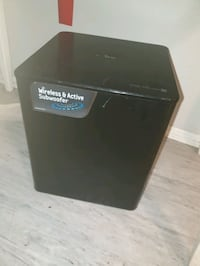 Samsung Wireless & Active Subwoofer Grorud, 0959