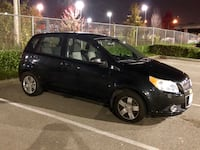 REDUCED! 2009 Aveo 5 Low Kms Manual 5 speed Clean - 2009 Surrey, V3S 9A6