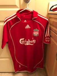 Brand New Men's Liverpool Jersey Small 1961 km