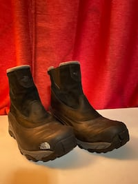 North Face Winter Boots Mens 14