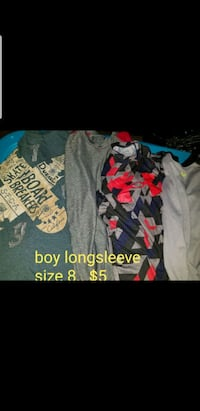 black and gray crew neck shirt Metter, 30439