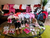 Baby clothing and shoes Lorton