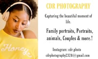 Portrait photography !!Outdoors Only!!