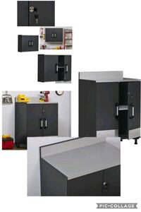 2pc storage cabinet set Las Vegas, 89135