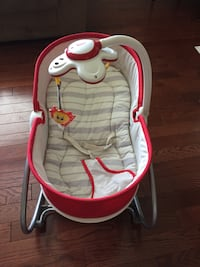 3 in 1 Rocker Napper Tiny Love 49 km