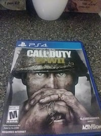 Call of duty ww2 for ps4 Queens, 11368