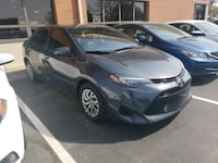 2017 Toyota Corolla LE leather seat clean title  Gaithersburg