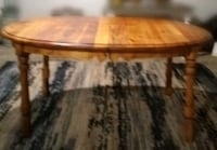 Wood kitchen table Cleveland, 37323