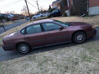 2000 Chevrolet Impala (!) Baltimore