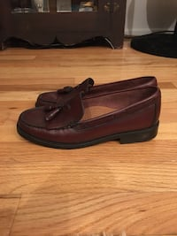 Women's leather shoes size 7.5 Toronto, M6S 2R5