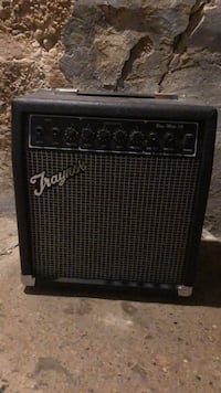 black and gray Fender guitar amplifier Winnipeg, R3J 3M3