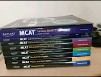 Mcat books Chevy Chase, 20815