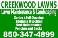 Lawn care Cantonment