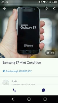 Looking for a Samsung Galaxy s7 Toronto, M3J