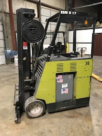 Yellow and black forklift Columbus, 43228