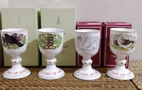 ROYAL DOULTON Christmas Goblets - $60 each Toronto